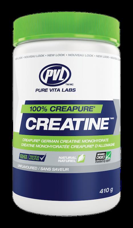 PVL - Pure Vita Labs PVL - 100% CreaPure Creatine - Unflavoured - 410g