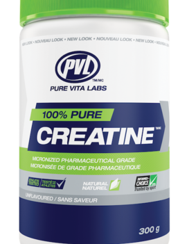 PVL - Pure Vita Labs PVL - 100% Pure Creatine - Unflavoured - 300g