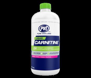 PVL - Carnitine Liquid - Tropical Punch - 473ml