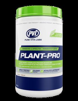 PVL - Pure Vita Labs PVL - Plant-Pro Protein - Vanilla - 840g