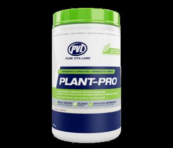 PVL - Plant-Pro Protein - Vanilla - 840g