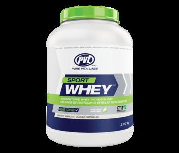 PVL - ISO Sport Whey - Creamy Vanilla - 2.27kg