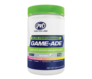 PVL - Game-Ade - Tropical Punch - 420g