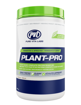 PVL - Pure Vita Labs PVL - Plant-Pro Protein - Chocolate - 840g