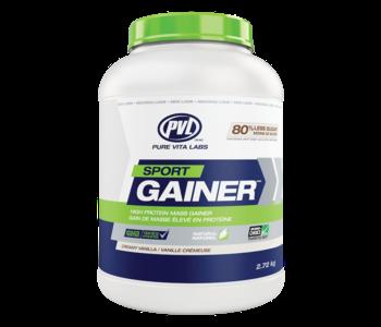 PVL - Sport Gainer - Creamy Vanilla - 1.52kg
