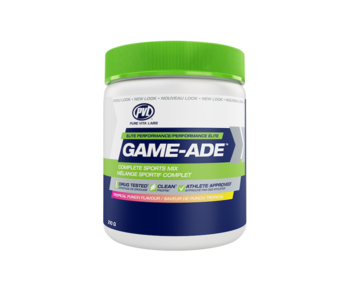 PVL - Game-Ade - Tropical Punch - 7g Sample Size