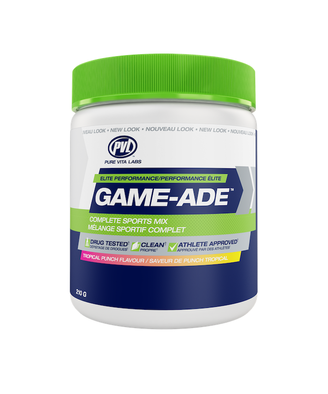PVL - Pure Vita Labs PVL - Game-Ade - Tropical Punch - 7g Sample Size