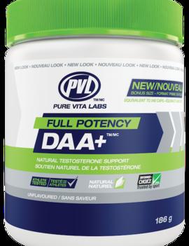 PVL - Pure Vita Labs PVL - D-Aspartic Acid - 186g
