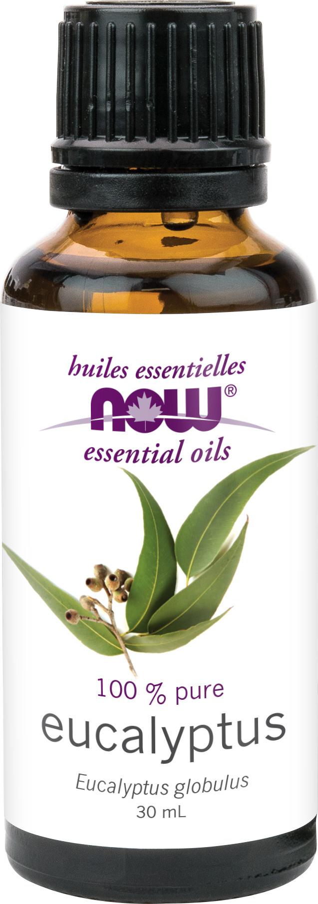 Now Now - Essential Oil - Eucalyptus Oil - 30mL