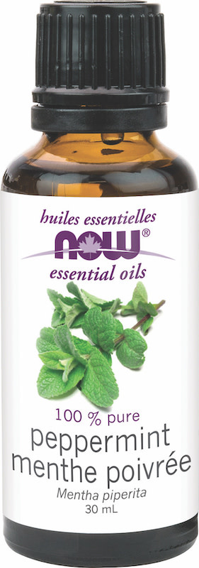 Now Now - Essential Oil - Peppermint Oil - 30mL