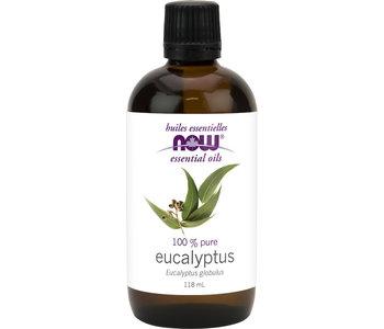 Now - Essential Oil - Eucalyptus Oil - 118mL