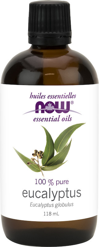 Now Now - Essential Oil - Eucalyptus Oil - 118mL