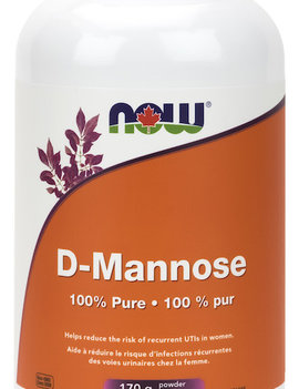 Now Now - D-Mannose Powder - 170g