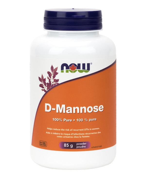 Now - D-Mannose Powder - 85g