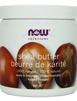 Now Now - Shea Butter 100% Natural - 207mL