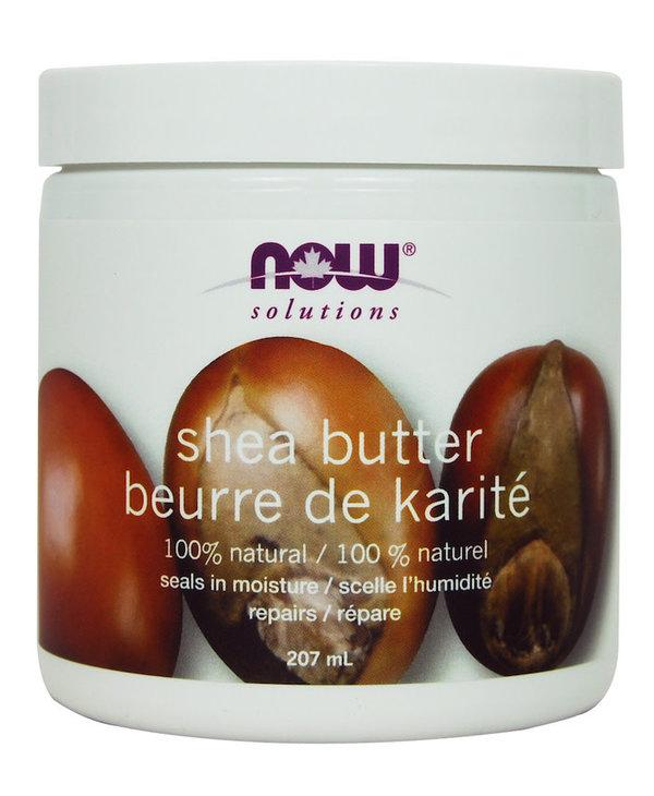Now - Shea Butter 100% Natural - 207mL