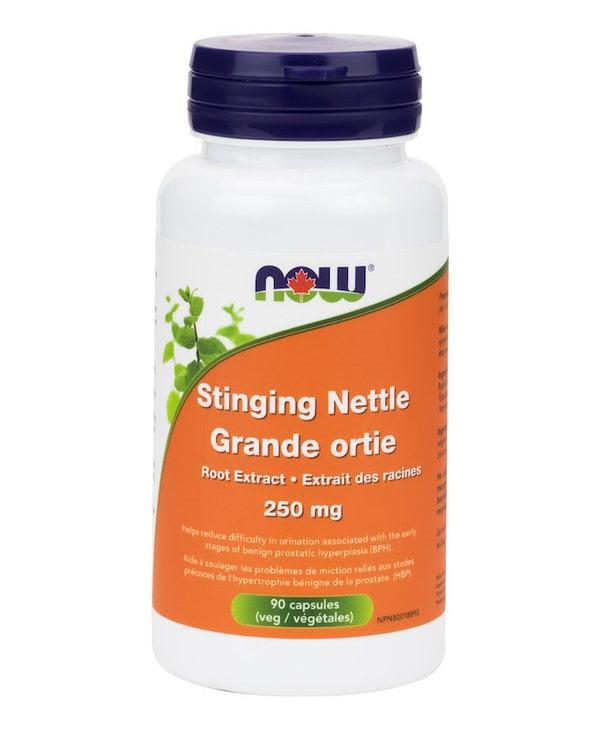 Now - Stinging Nettle  250mg - 90 Caps