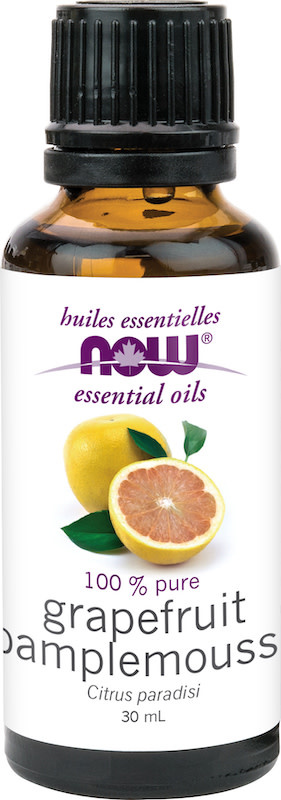 Now Now - Essential Oil - Grapefruit Oil - 30mL