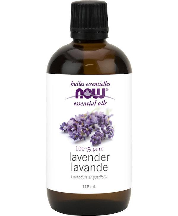 Now - Essential Oil - Lavender Oil - 118mL