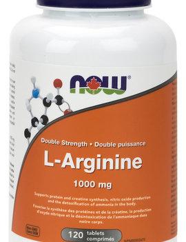 Now Now - L-Arginine 1000 mg - 120 Tabs