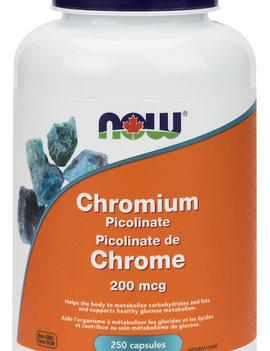 Now Now - Chromium Picolinate - 250 Caps