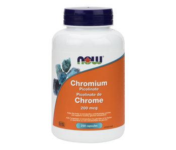 Now - Chromium Picolinate - 250 Caps
