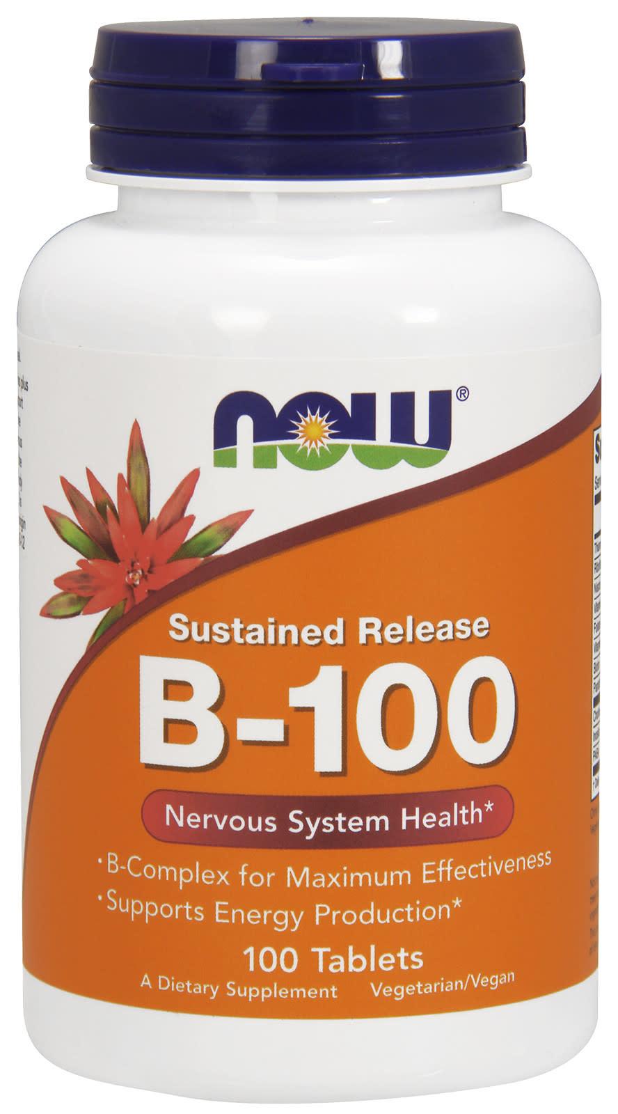 Now Now - B-100 Complex - 100 Caps
