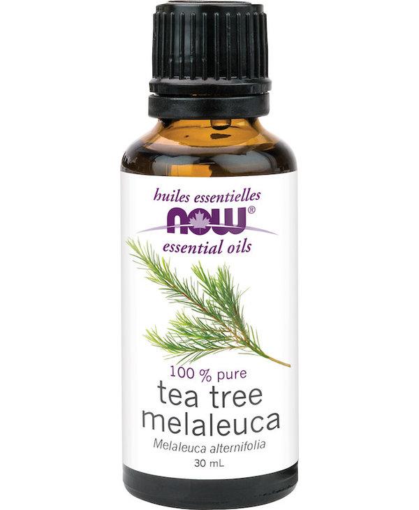 Now - Essential Oil - Tea Tree Oil - 30mL