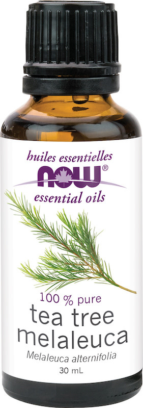 Now Now - Essential Oil - Tea Tree Oil - 30mL