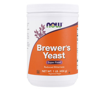 Now - Brewer's Yeast - Reduced bitterness - 454g