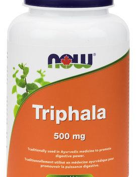 Now Now - Triphala 500mg - 120 Tabs
