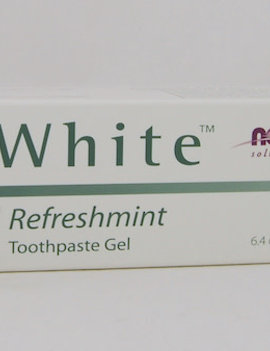 Now Now - XyliWhite - Toothpaste/Gel - Refreshmint - 181g