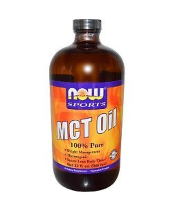 Now - MCT Oil 100% Pure - 473ml