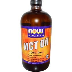 Now Now - MCT Oil 100% Pure - 473ml