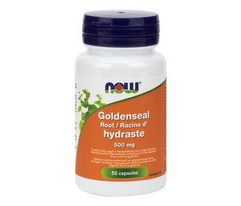 Now - Goldenseal Root 500 mg - 50 Caps