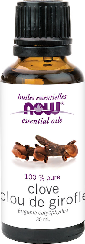 Now Now - Essential Oil - Clove Oil - 30mL