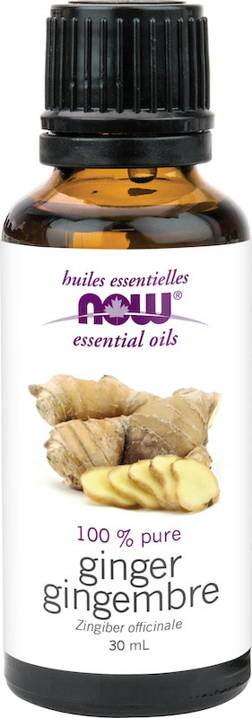 Now Now - Essential Oil - Ginger Oil - 30mL