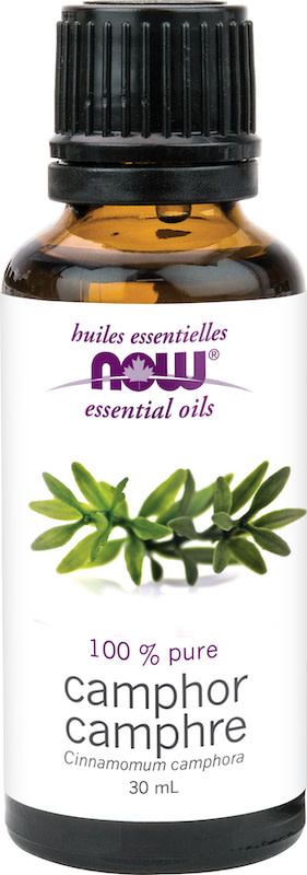 Now Now - Essential Oil - Camphor Oil - 30mL