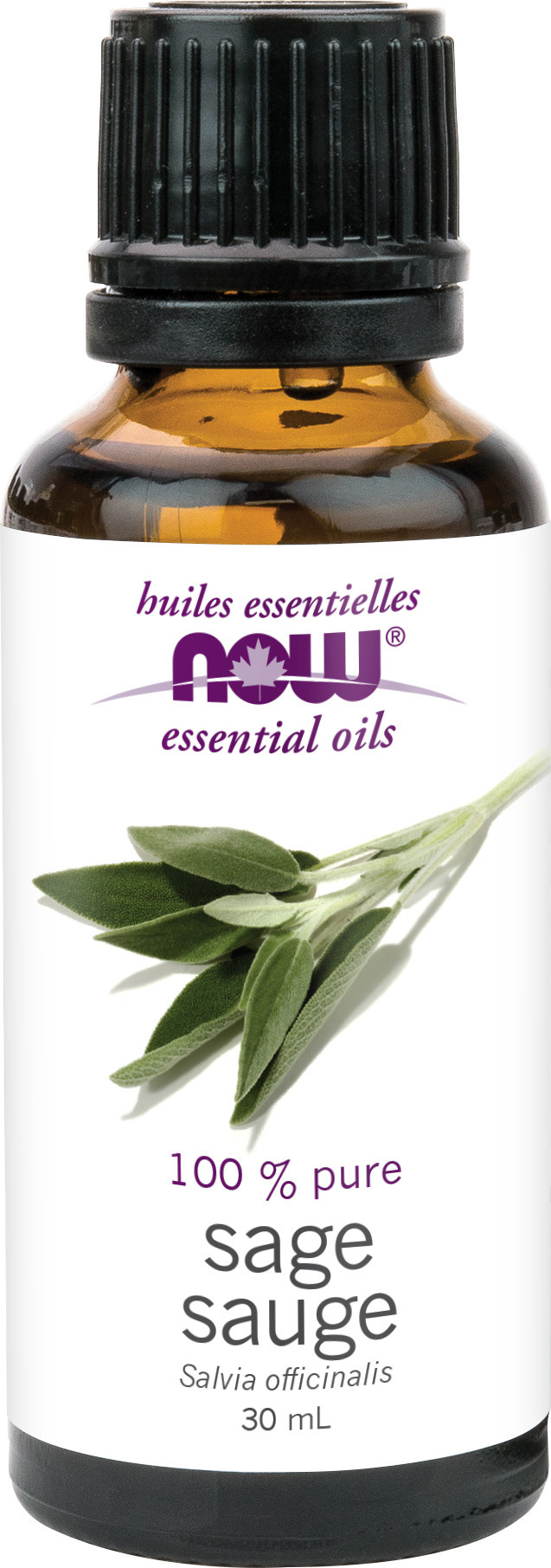 Now Now - Essential Oil - Sage Oil - 30mL