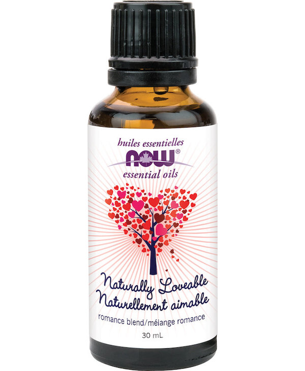 Now - Essential Oil Blend - Naturally Loveable - 30mL