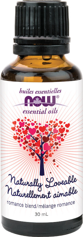 Now Now - Essential Oil Blend - Naturally Loveable - 30mL