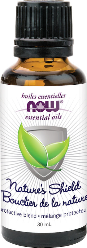 Now Now - Essential Oil Blend - Nature's Shield Blend - 30mL