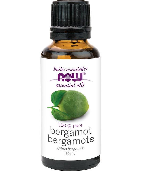 Now - Essential Oil - Bergamot Oil - 30mL