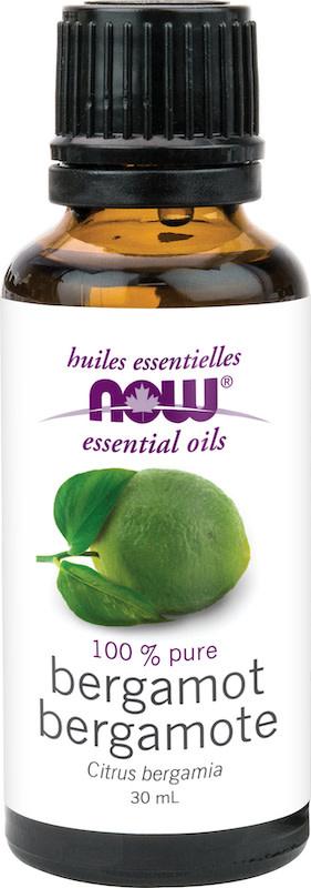Now Now - Essential Oil - Bergamot Oil - 30mL