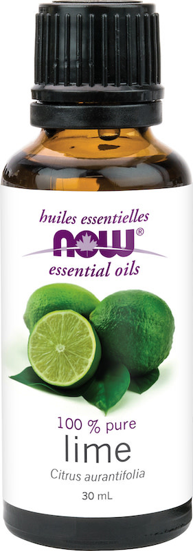 Now Now - Essential Oil - Lime Oil - 30mL