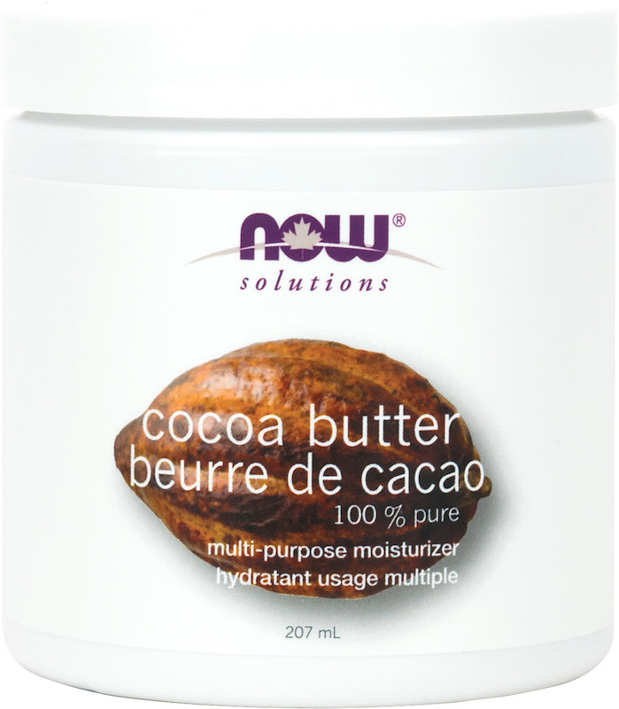 Now Now - Cocoa Butter 100% pure - 207g