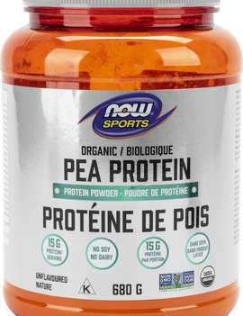 Now Now - Pea Protein - Unflavoured - 907g