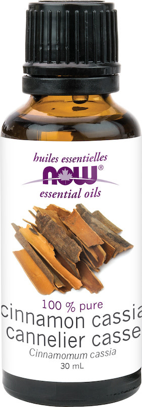 Now Now - Essential Oil - Cinnamon Cassia Oil - 30mL