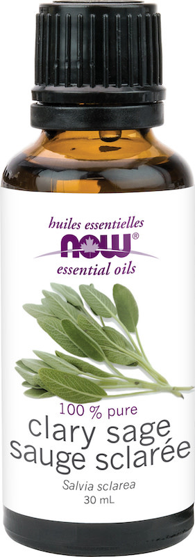 Now Now - Essential Oil - Clary Sage Oil - 30mL