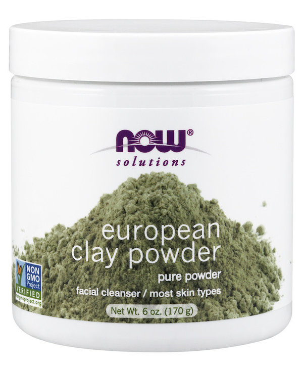 Now - European Clay Powder - 170g